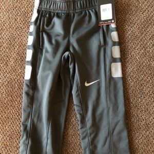 NWT Boy's Nike Elite Pants Size 4